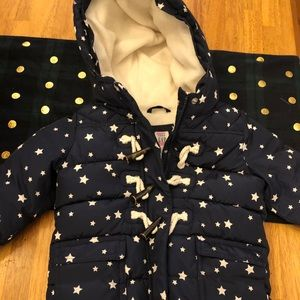 Toddler Gap coat size 3